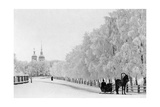 Arkhangelsk, 1906 Photographic Print by  SZ Photo