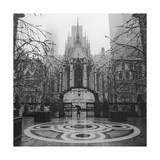 Palace Hotel, New York City, Rear Entrance Photographic Print by Henri Silberman