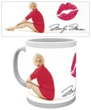 Marilyn Monroe - Lipstick Mug Mug
