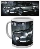 Shelby Black GT500 Mug Taza