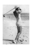 1930's Swimwear Fotografisk tryk af Scherl