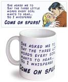 Spurs Mug Krus