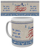 Fargo - Here We Go Again Mug Tazza