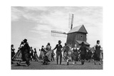 Folk Dance in the Burgenland Photographic Print by  SZ Photo