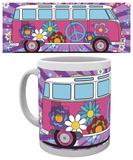 VW - Camper Hippy Mug Mug