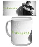 Ed Sheeran - Green Mug Mug