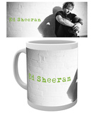 Ed Sheeran - Green Mug Becher