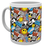 Smiley - Comic Mug Mug
