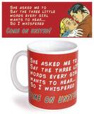 United Red Mug Mug