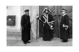 Servants in Russia, 1902 Photographic Print by  Scherl