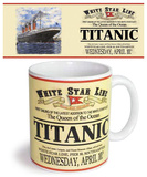 Titanic Mug Krus
