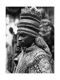 Abyssinian Priest, 1935 Photographic Print by  Scherl