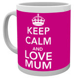Mother's Day - Keep Calm Mug Taza