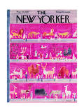The New Yorker Cover - May 20, 1961 Premium Giclee Print by Anatol Kovarsky