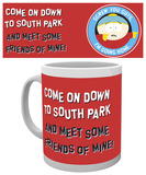 South Park - Cartman Mug Mug