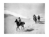 Retreat of German Auxiliary Forces, 1917 Photographic Print by  SZ Photo