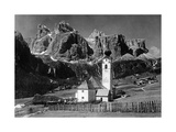Colfosco in the Dolomites of South Tyrol, 1931 Photographic Print by  Scherl