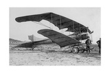 """Mars"" Pfeil-Doubledecker Built by Dfw at the Berlin Flight Week, 1913 Photographic Print by  Scherl"