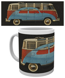 VW - Camper Advert Mug - Mug