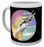 Pink Floyd - Wish You Were Here Mug Taza