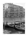 Grand Hotel at the Grand Canal in Venice, 1934 Photographic Print by  Scherl