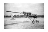 Model of the Zaschka Helicopter in Berlin-Tempelhof, 1928 Photographic Print by  Scherl