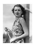 Sportswear for Women, 1936 Papier Photo par  Scherl