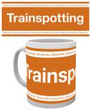 Trainspotting - Logo Mug Krus