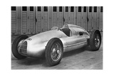 "Auto-Union Race Car ""Type D"", 1938 Photographic Print by  Scherl"
