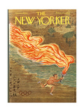 The New Yorker Cover - October 10, 1964 Regular Giclee Print by Anatol Kovarsky
