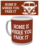 VW - Camper Home Mug - Mug