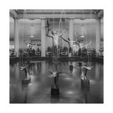 Fountain Statues Photographic Print by Henri Silberman