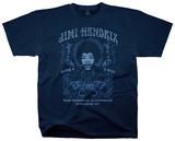 Jimi Hendrix - War Memorial Experience Shirt
