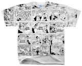Popeye - Popeye Comic T-Shirt