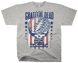 Grateful Dead - U.S. Blues T-shirts