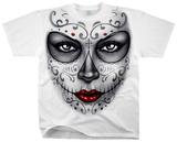 Fantasy - Heart Skull T-Shirt