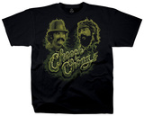 Cheech & Chong - Green Smoke T-Shirt