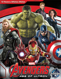 Avengers: Age Of Ultron Poster Book Prints