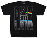 Pink Floyd - Dark Side Orbit T-shirts