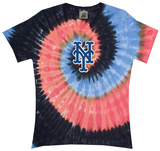Juniors: Mets Spiral V-Neck T-Shirt