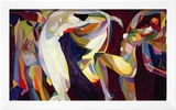 Dances, 1914/15 Framed Giclee Print by Arthur Bowen Davies