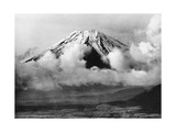 Berg Fuji in Japan, 1930er Jahre Photographic Print by  Scherl