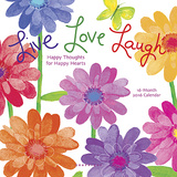 Live Love Laugh - 2016 Mini Calendar Calendars