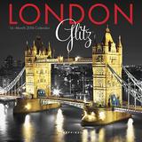 London Glitz - 2016 Mini Calendar Calendars