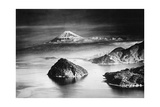 Berg Fuji in Japan, ca. 1930er Jahre Photographic Print by  SZ Photo