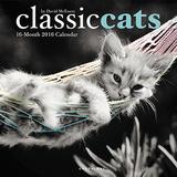 Classic Cats - 2016 Calendar Calendriers