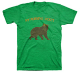 My Morning Jacket - Grizzly (slim fit) T-Shirts