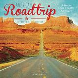 American Road Trip - 2016 Calendar Calendars