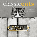 Classic Cats - 2016 Mini Calendar Calendars