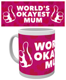 Mother's Day - Okay Mug Taza